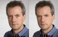 آموزش جوان کردن چهره در فتوشاپ