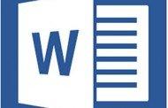 آموزش نرم افزار Word 2013