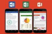انتشار رسمی آفیس برای گوشی های اندرویدی در گوگل پلی