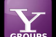 آموزش لغو عضویت در گروه های یاهو