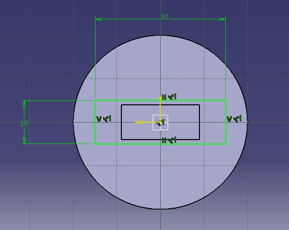 اندازه گذاری در Sketch